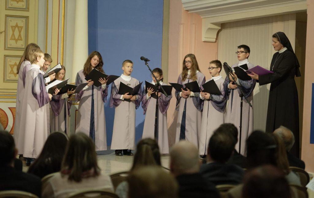 AgniDei, Ružomberok, spev, liturgická hudba