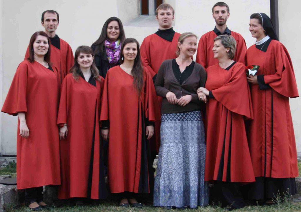 Schola cantorum na KU, Katolícka univerzita, Ružomberok