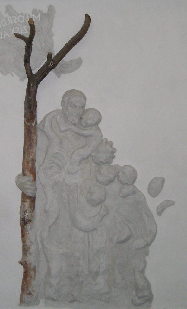 Svätý Vincent (ZŠ sv. Vincenta, Ružomberok)