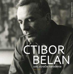 Ctibor Belan - foto na obálke knihy (Magdaléna Robinsonová)